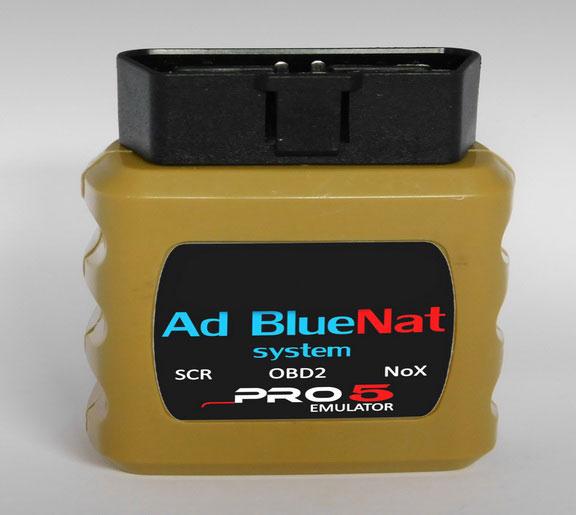 AdBlue obd2