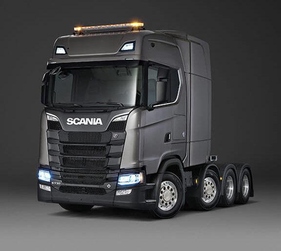 Scania pro6