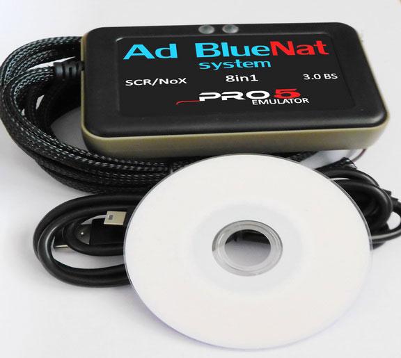 AdBlue 8 u 1