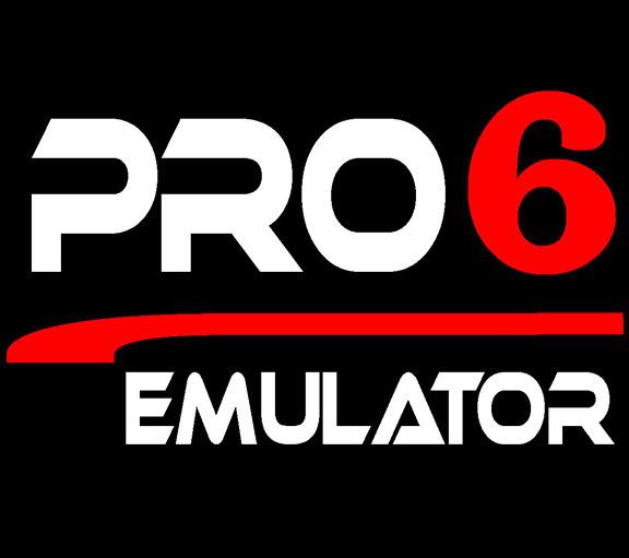 Pro6 emulatori